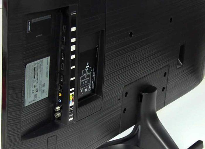 Samsung NU7400U интерфейсы