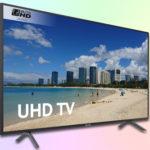 Samsung UE49NU7140U из бюджетной 7 серии