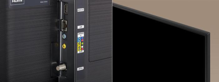 Samsung NU7140U интерфейсы