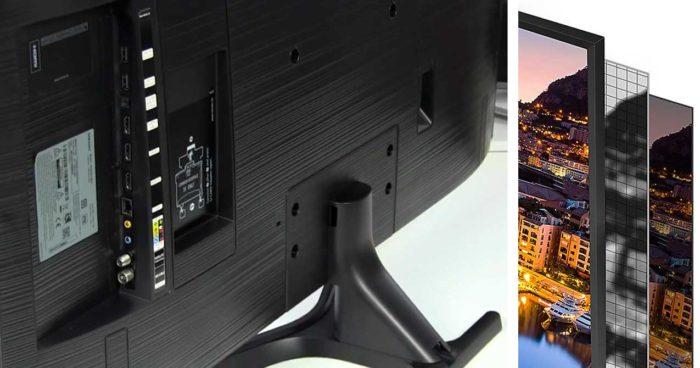 Samsung NU7470U интерфейсы