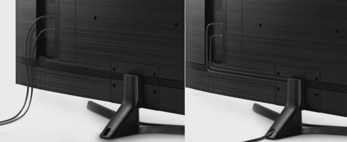 Samsung NU7500U подставка