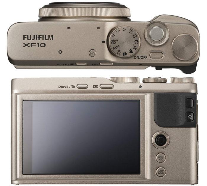 Fujifilm XF10 обзор