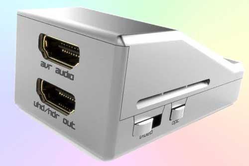 HDF0100 AVR KEY для совместимости разъемов HDMI
