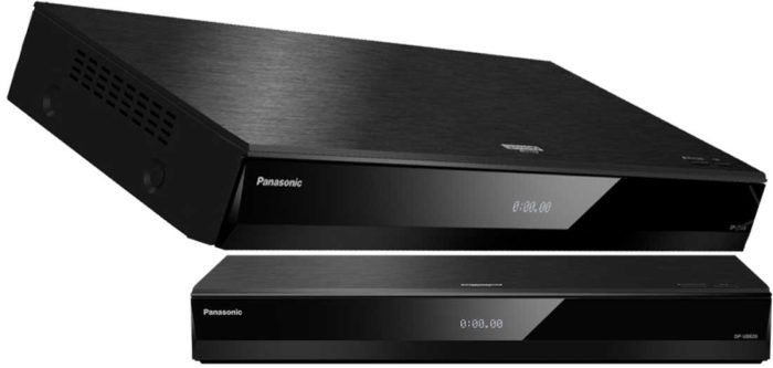Panasonic DP-UB820 дизайн