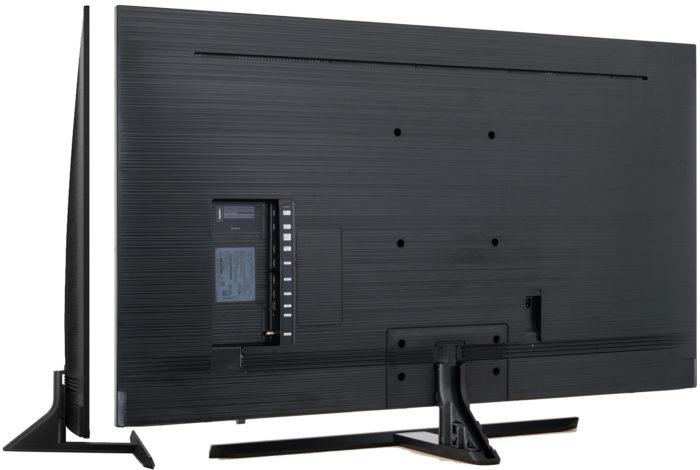 Samsung NU8070 тыловая панель