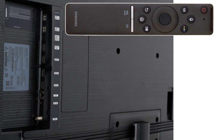Samsung NU8500U интерфейсы
