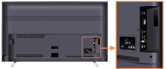 Thomson UC6326 интерфейсы