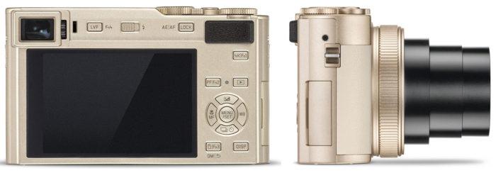 Leica C-Lux датчик