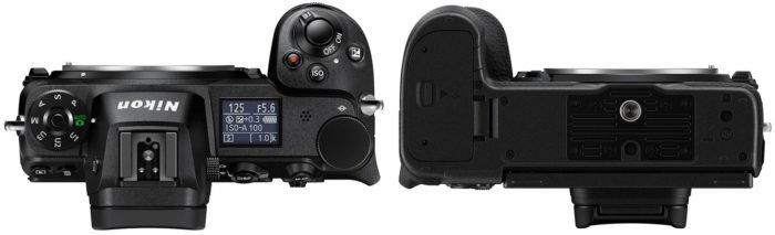 Nikon Z6 Z-series управление