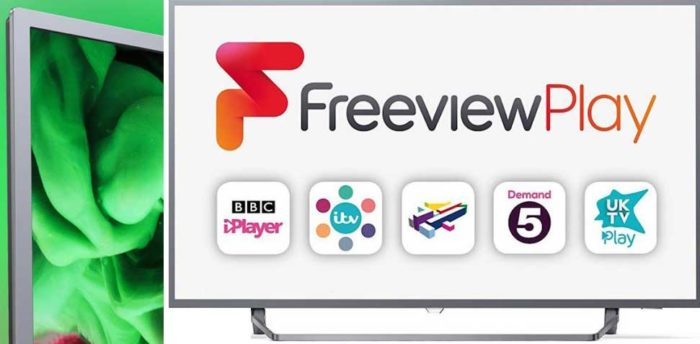Philips PUS6753 FreeviewPlay