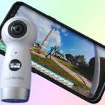 Wunder 360 C1 — экшн камера с панорамной съемкой