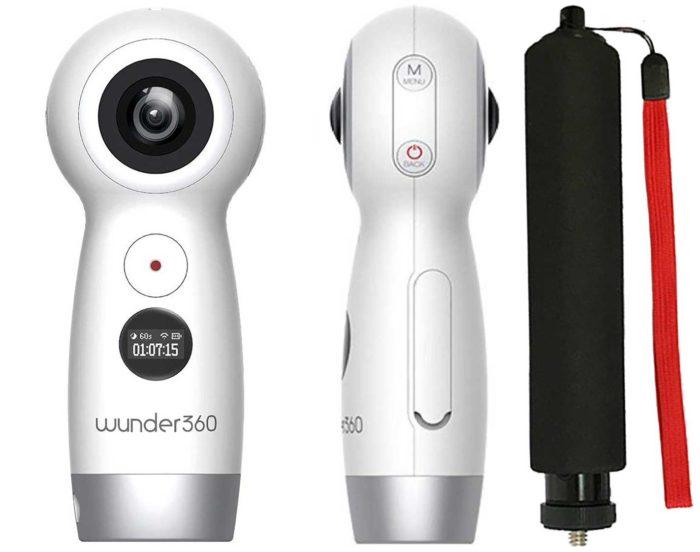 Видеокамера Wunder 360 C1