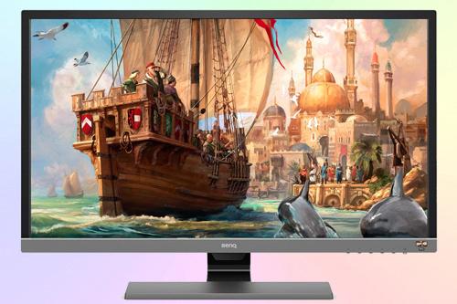 BenQ EL2870U 4K с HDR и AMD FreeSync по бюджетной цене