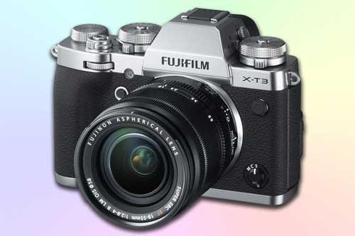 Fujifilm X-T3 - беззеркальный фотоаппарат APS-C