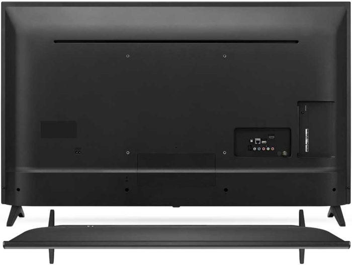 LG UK6200 тыловая панель