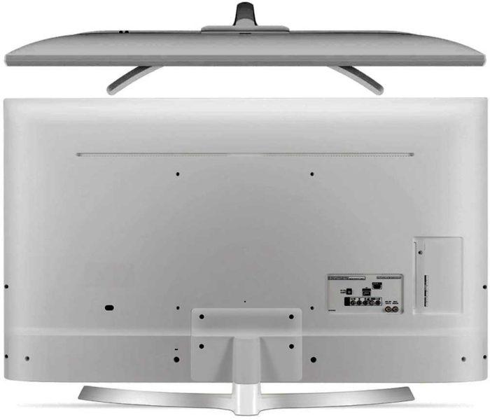 LG UK6390 дизайн