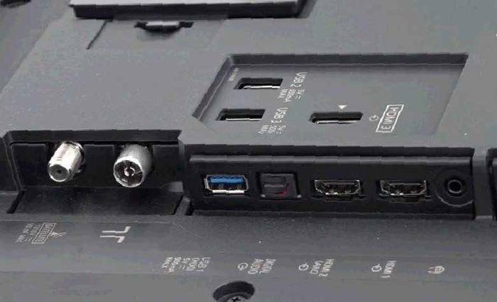 Panasonic FXR740 интерфейсы