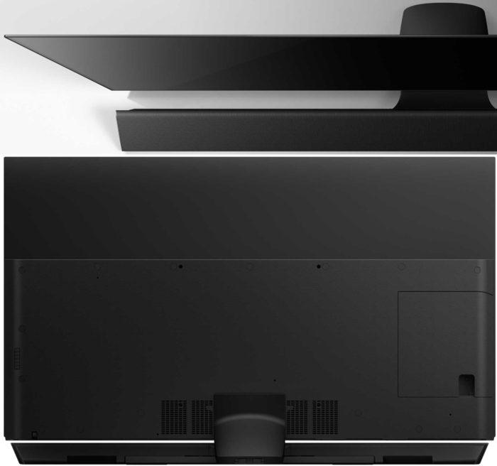 Panasonic FZR1000 тыловая панель