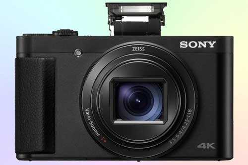 Sony Cyber-shot DSC-HX99 и DSC-HX95 компактные фотокамеры 4К
