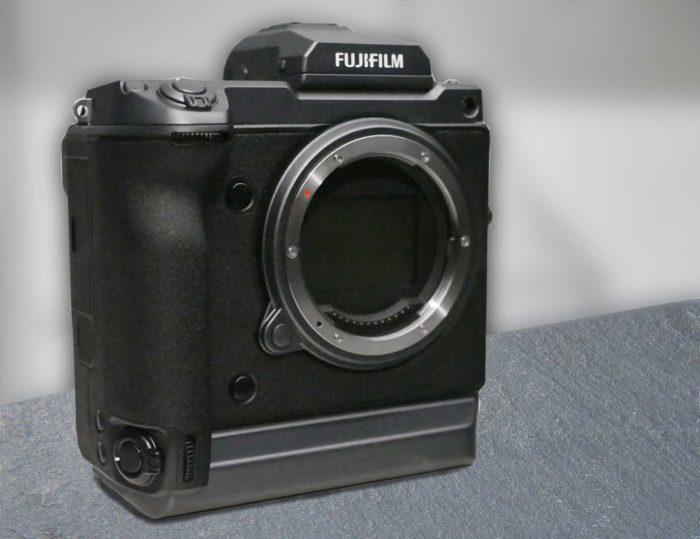 Fujifilm GFX 100 корпус