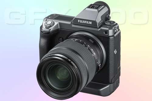 Fujifilm GFX 100 - 100 МП фотоаппарат 4K