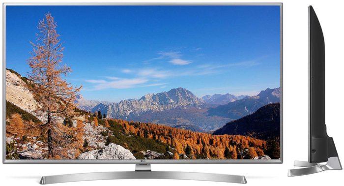 LG UK6710 обзор