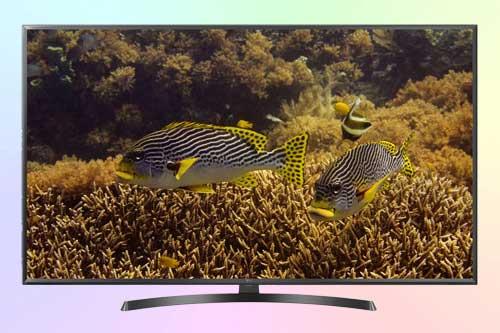 LG 55UK6470 из бюджетной серии LG UK647