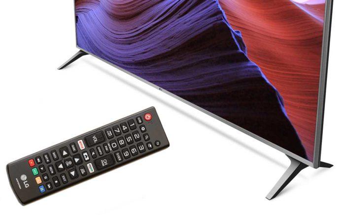 LG UK6500 пульт ДУ