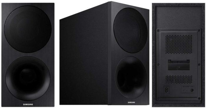 Samsung HW-M450 качество звука