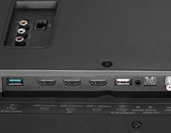 Hisense A6500 подключения