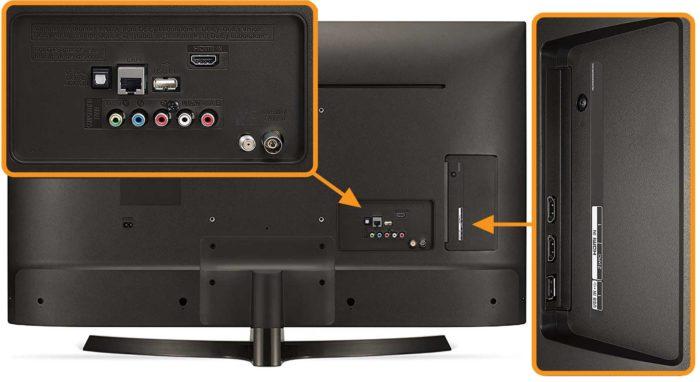 LG 50UK6410 4K интерфейсы