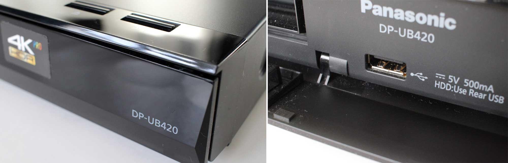 Panasonic DP-UB420 обзор