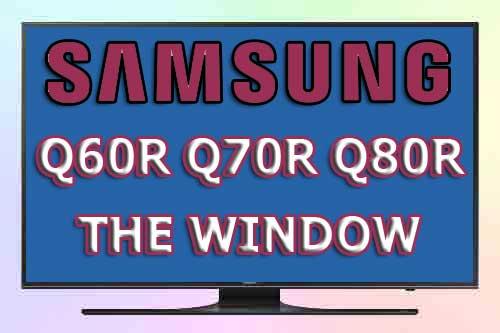 Samsung Q60R, Q70R, Q80R, Q90R 2019 года
