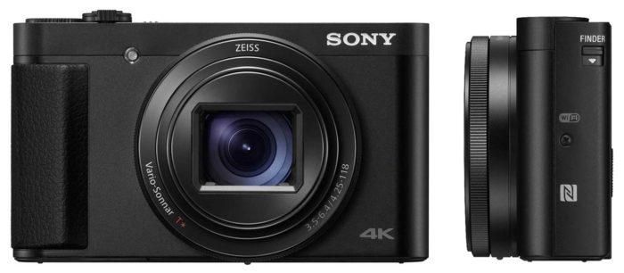 Sony Cyber-shot DSC-HX99 обзор