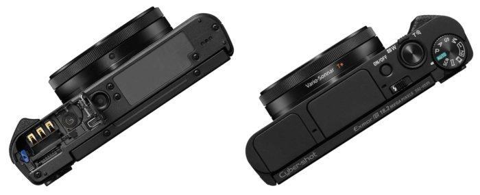 Sony Cyber-shot DSC-HX99 управление