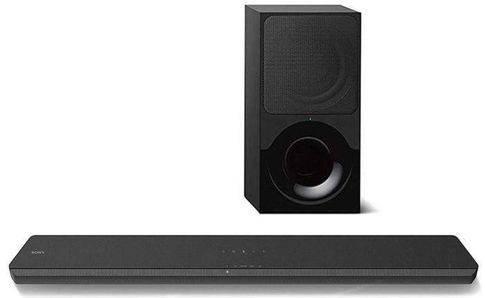 Sony HT-XF9000 обзор