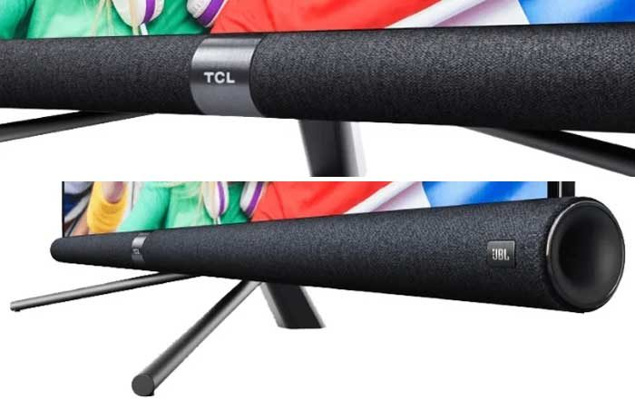 TCL 55DC760 сабвуфер