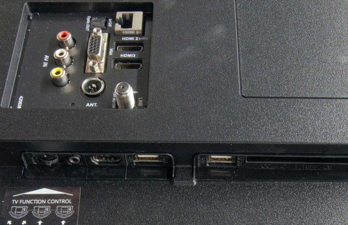 Toshiba U7863DG интерфейсы