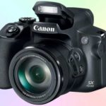 Canon PowerShot SX70 HS — компактный фотоаппарат 4K