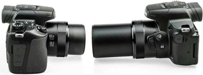 Canon PowerShot SX70 HS качество изображения