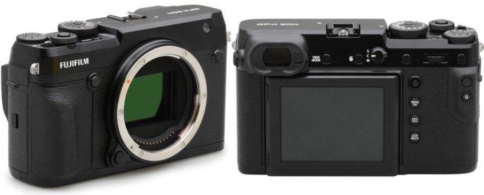Fujifilm GFX 50R - обзор