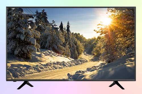 Hisense H50N5300 4К ТВ без HDR