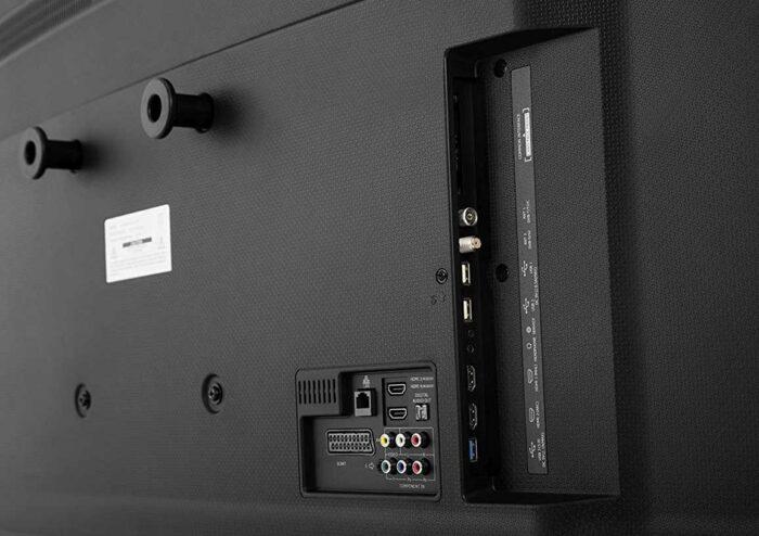 Hisense H55N6600 подключения
