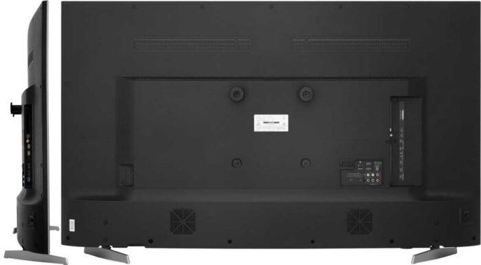 Hisense H55N6600 дизайн