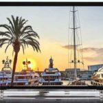 JOLED дисплей — первый OLED из напечатанных