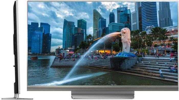 Philips 55PUS8503 4K обзор