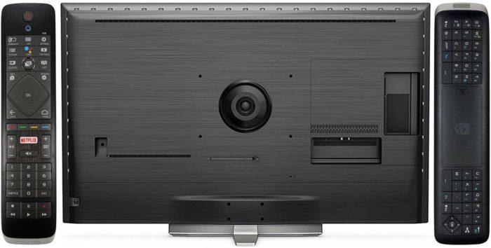 Philips 55PUS8503 4K дизайн