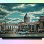 LG OLED65C9 4K HDR TV из флагманской серии OLED 2019 года