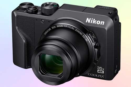 Nikon Coolpix A1000 - компактный фотоаппарат 4K 35x