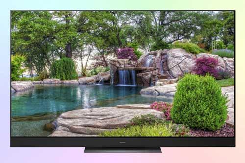 Panasonic TX-55GZR2000 OLED TV с HDR10 + и Dolby Vision